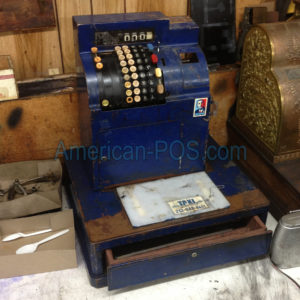 Antique Cash Register Repair Los Angeles